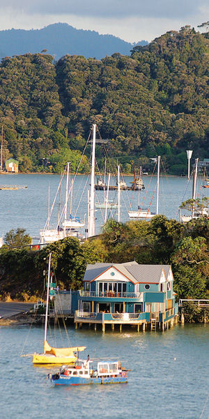 The Boathouse - Opua